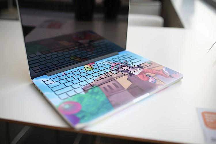 Dán Macbook  macairmacbookpro touchbar13 A1706 A1989 - ảnh 47