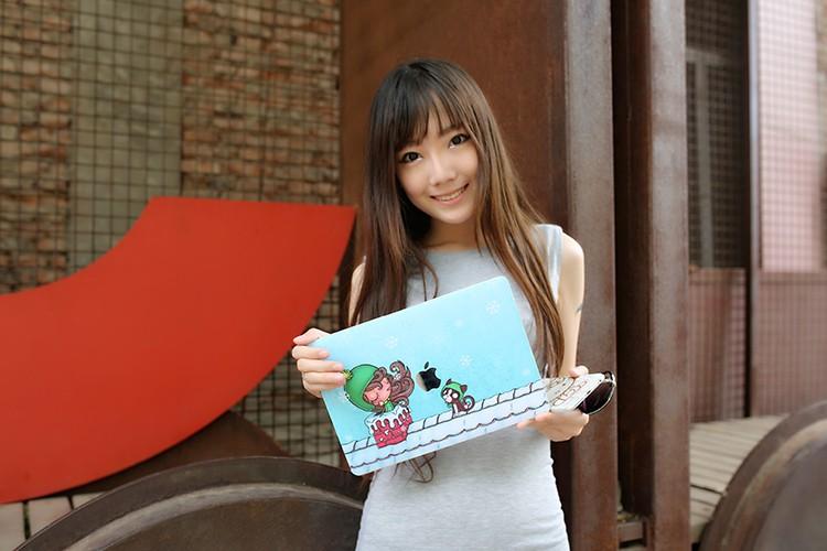 Dán Macbook  macairmacbookpro touchbar13 A1706 A1989 - ảnh 29