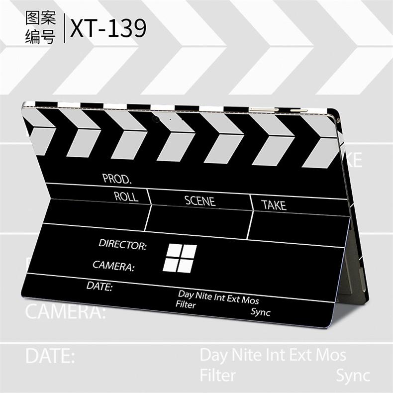 Dán surface  123 Surface Pro 654 01ACD 123 Surface Pro 6 外壳膜 - ảnh 14