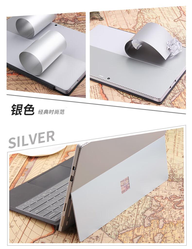 Dán surface màu bạc - ảnh 9