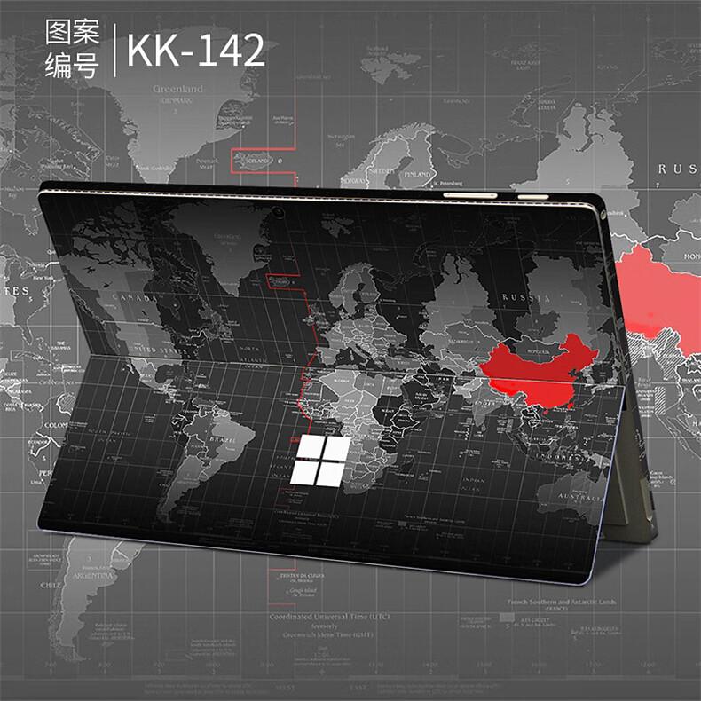 Dán surface  123 Surface Pro 654 01ACD 123 Surface Pro 6 外壳膜 - ảnh 16