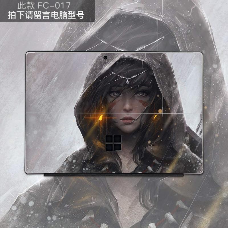 Dán surface  newsurface pro6pro5pro4book laptop ZY 167 - ảnh 8