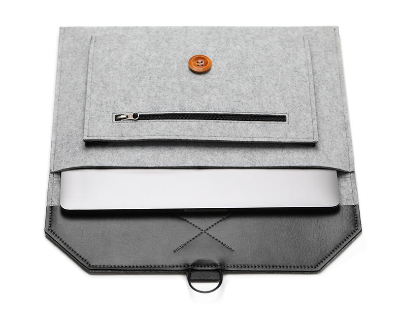 Bao da macbook surface vải thô - ảnh 14