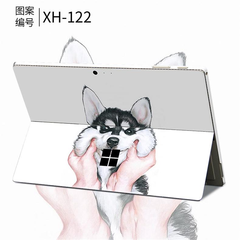 Dán surface  123 Surface Pro 654 01ACD 123 Surface Pro 6 外壳膜 - ảnh 11