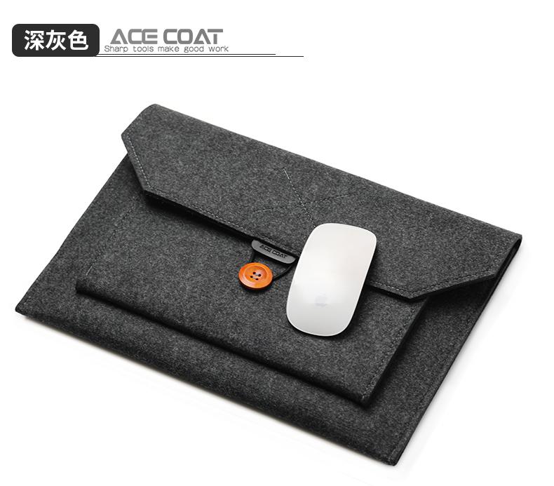 Bao da macbook surface vải thô - ảnh 16