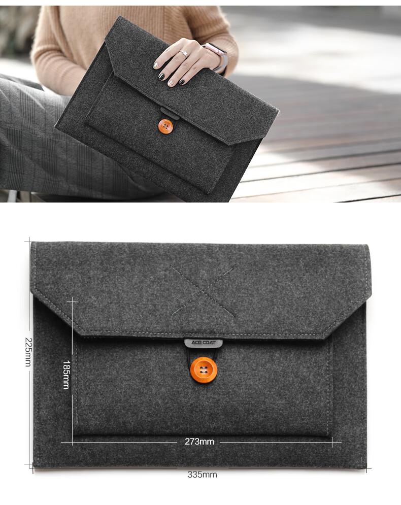 Bao da macbook surface vải thô - ảnh 4