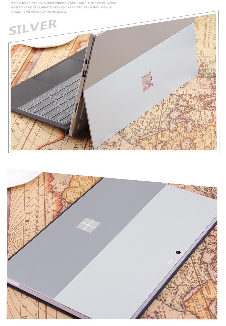 Dán surface  123 Surface Pro 654 01ACD 123 Surface Pro 6 外壳膜 - ảnh 27