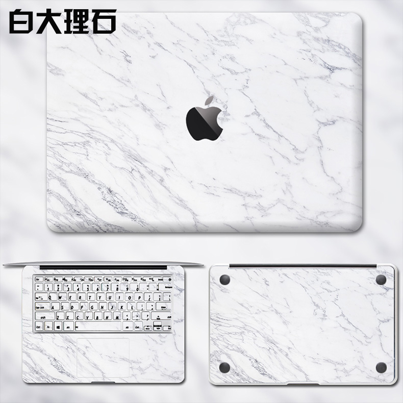 Dán Macbook  MacMacBookair13pro1511133 2018133airA1932 苹果外壳贴 - ảnh 6