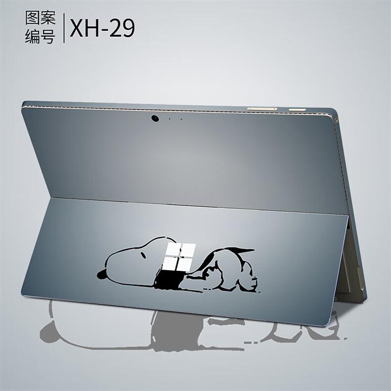 Dán surface  123 Surface Pro 654 01ACD 123 Surface Pro 6 外壳膜 - ảnh 9