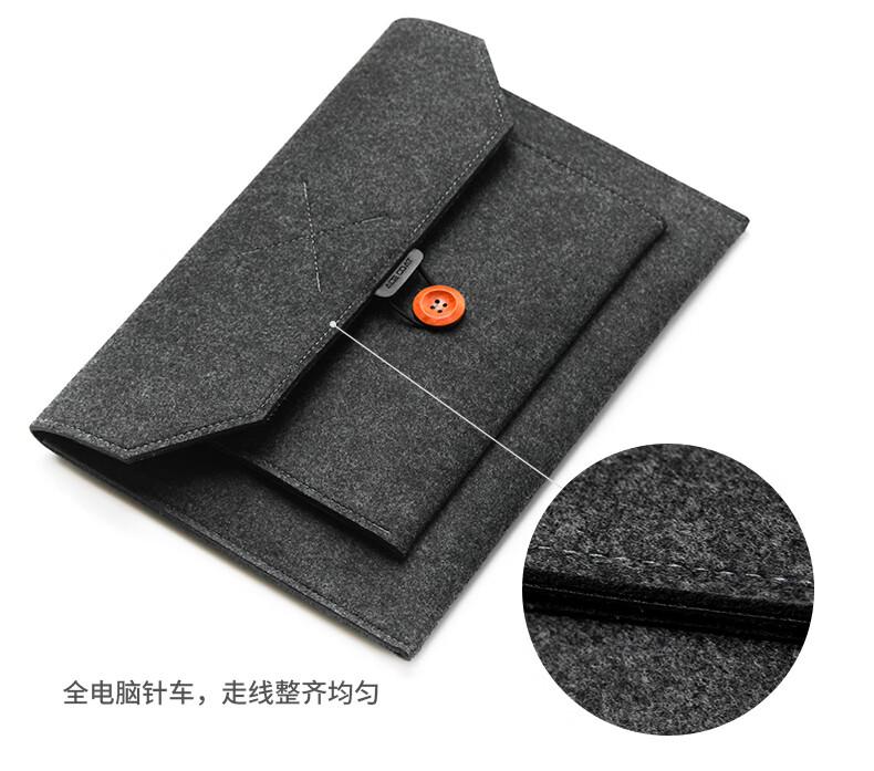 Bao da macbook surface vải thô - ảnh 8