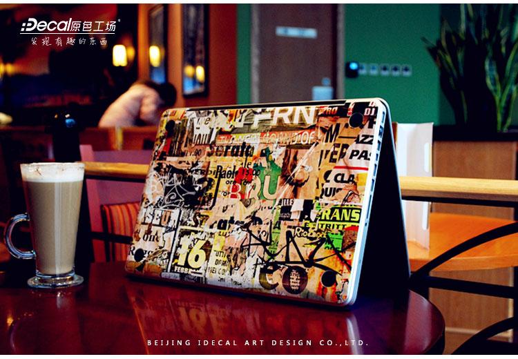 Dán Macbook  MacBookair1332018pro13 touchbar15 A1707 A1990 - ảnh 15