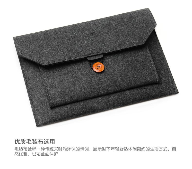 Bao da macbook surface vải thô - ảnh 6