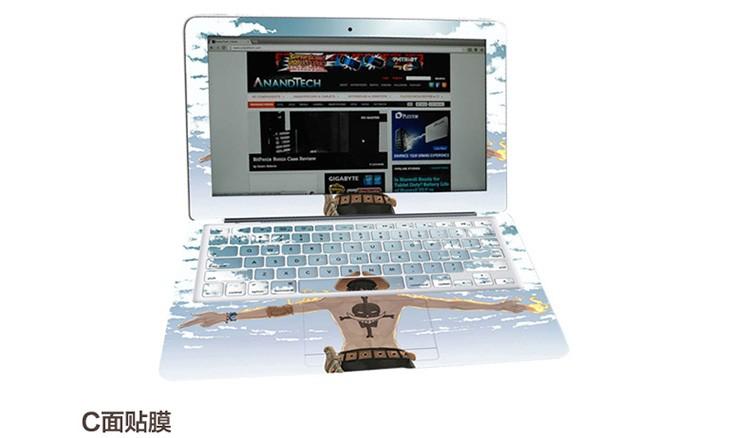 Dán Macbook  MacBook AirPro12133154 XDY 001 ACD 按型号发货 - ảnh 13
