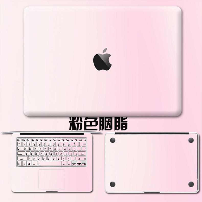 Dán Macbook  MacMacBookair13pro1511133 2018133airA1932 苹果外壳贴 - ảnh 31