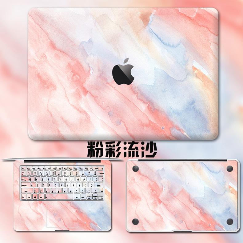 Dán Macbook  MacMacBookair13pro1511133 2018133airA1932 苹果外壳贴 - ảnh 22
