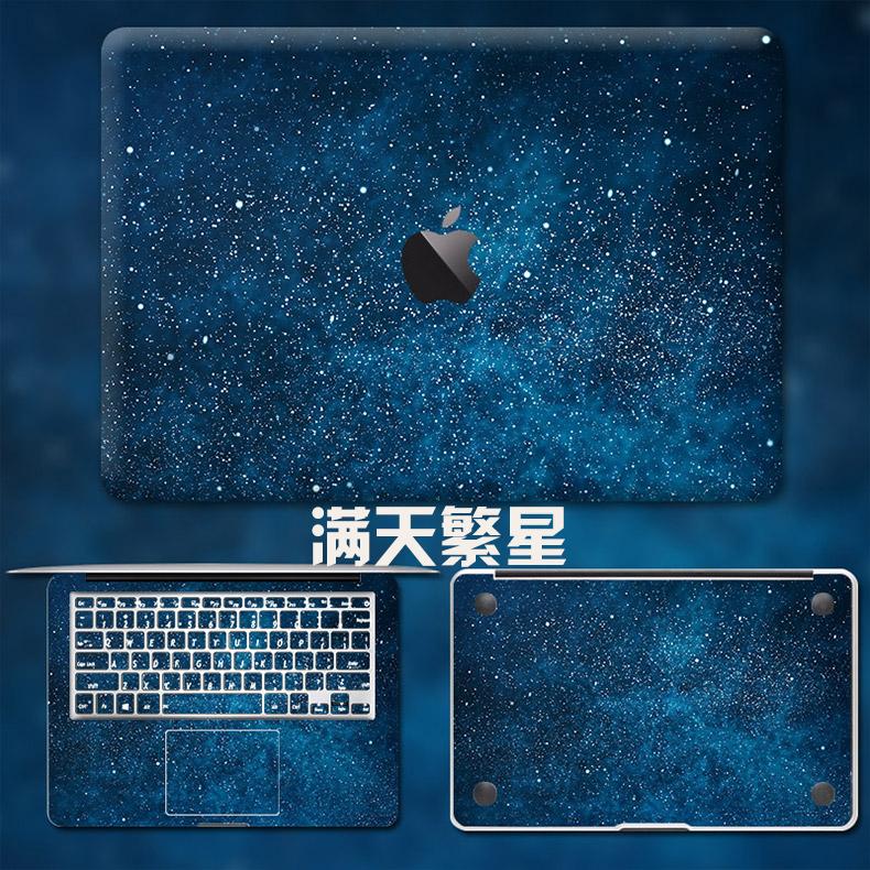 Dán Macbook  MacMacBookair13pro1511133 2018133airA1932 苹果外壳贴 - ảnh 47