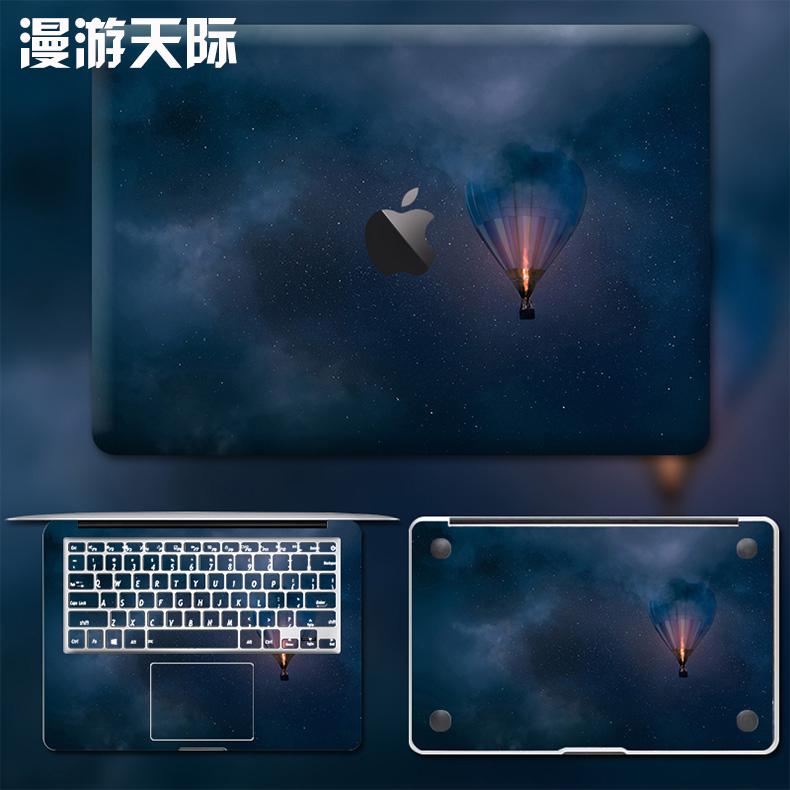 Dán Macbook  MacMacBookair13pro1511133 2018133airA1932 苹果外壳贴 - ảnh 7