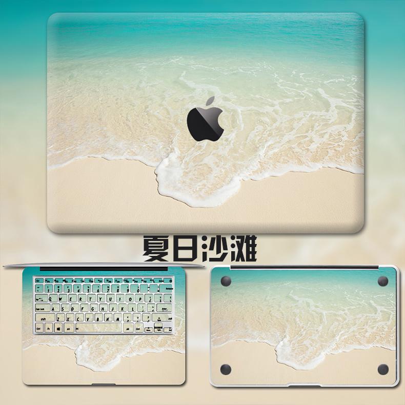 Dán Macbook  MacMacBookair13pro1511133 2018133airA1932 苹果外壳贴 - ảnh 65