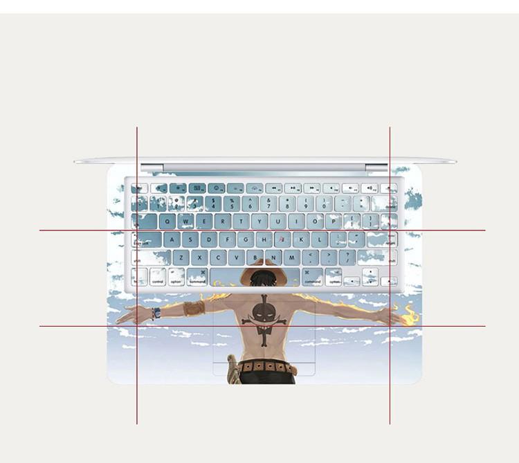 Dán Macbook  MacBook AirPro12133154 XDY 001 ACD 按型号发货 - ảnh 4
