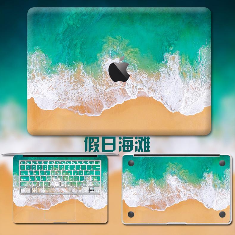 Dán Macbook  MacMacBookair13pro1511133 2018133airA1932 苹果外壳贴 - ảnh 40