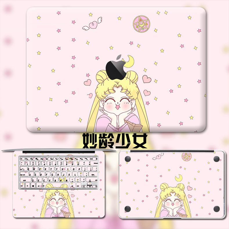 Dán Macbook  MacMacBookair13pro1511133 2018133airA1932 苹果外壳贴 - ảnh 46