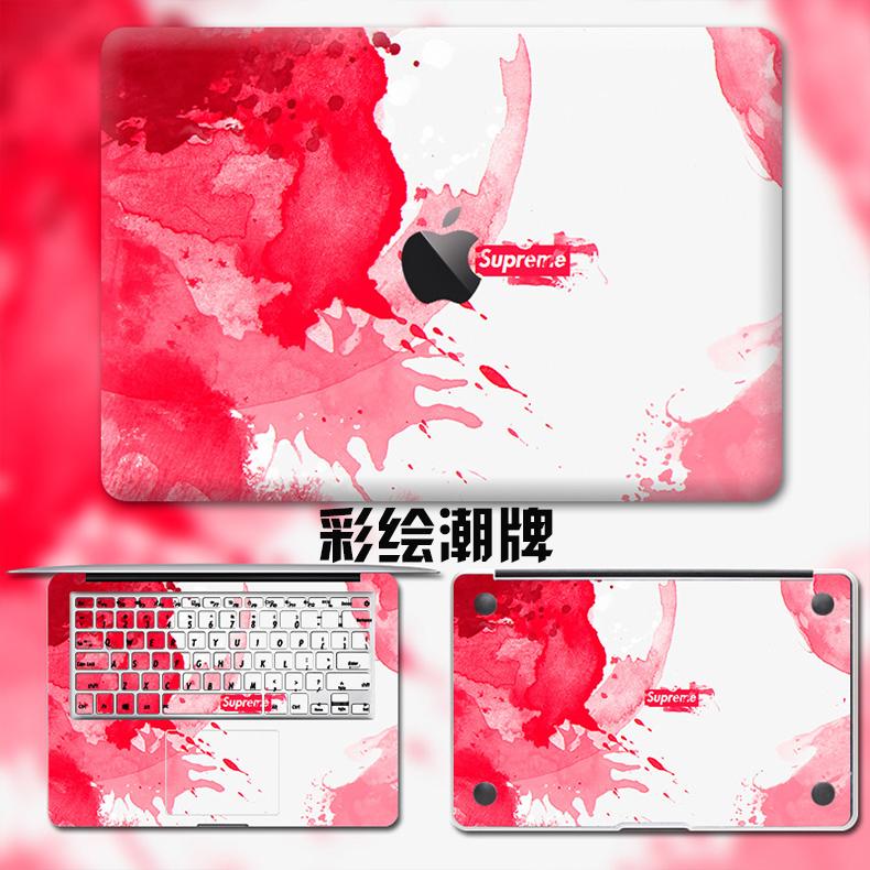 Dán Macbook  MacMacBookair13pro1511133 2018133airA1932 苹果外壳贴 - ảnh 10