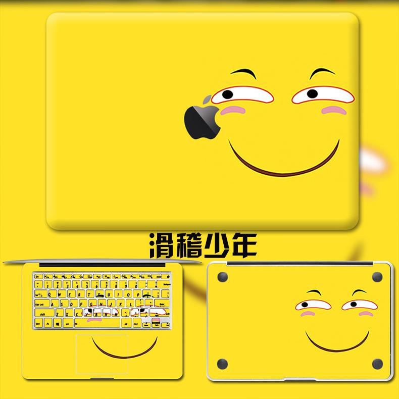 Dán Macbook  MacMacBookair13pro1511133 2018133airA1932 苹果外壳贴 - ảnh 36