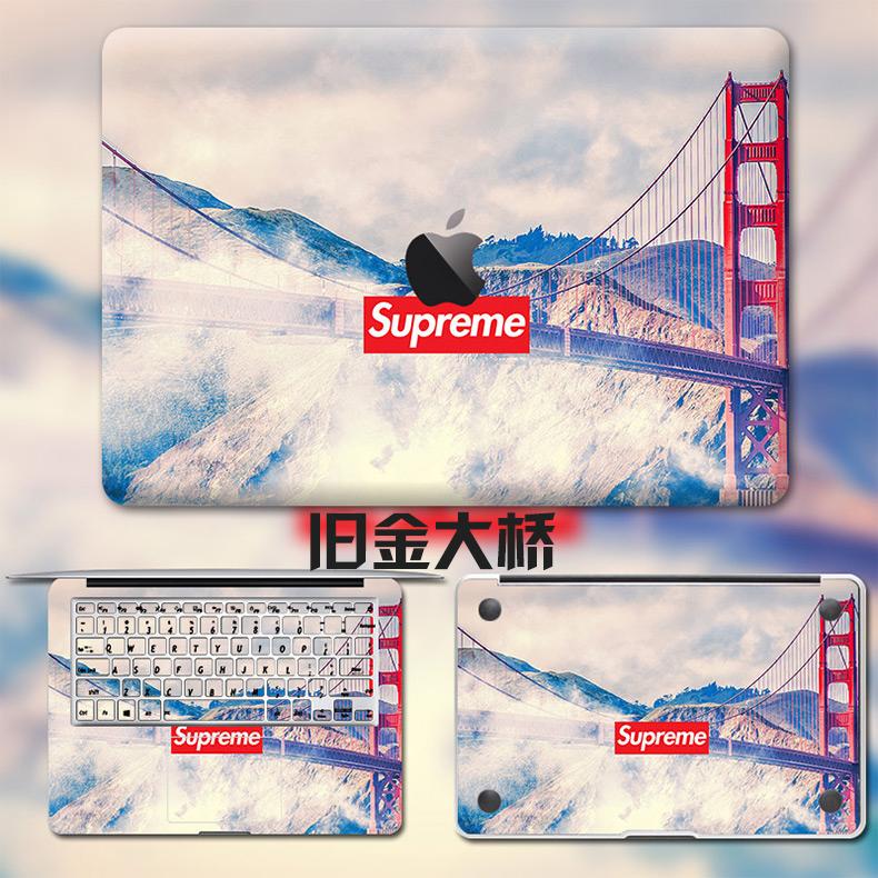Dán Macbook  MacMacBookair13pro1511133 2018133airA1932 苹果外壳贴 - ảnh 41