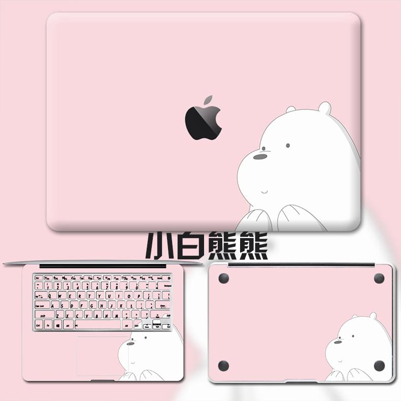Dán Macbook  MacMacBookair13pro1511133 2018133airA1932 苹果外壳贴 - ảnh 64