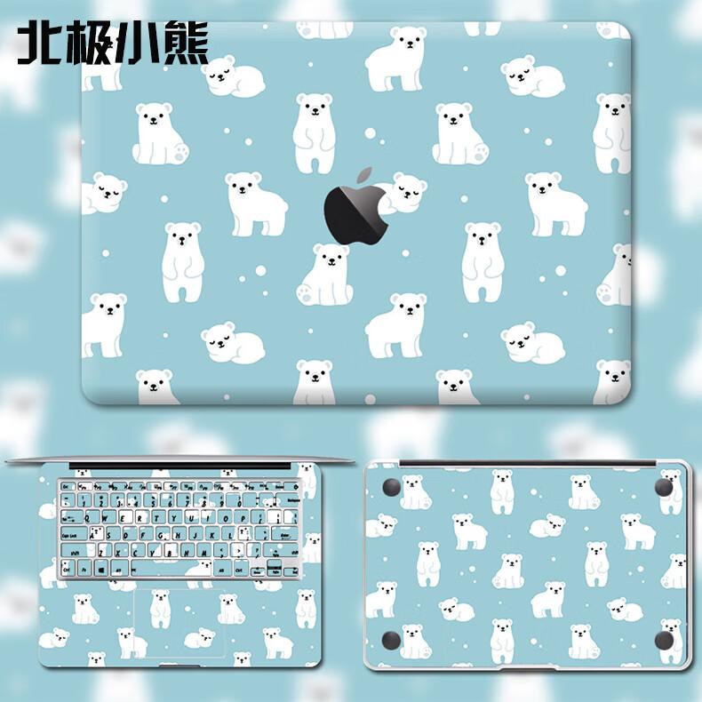 Dán Macbook  MacMacBookair13pro1511133 2018133airA1932 苹果外壳贴 - ảnh 8