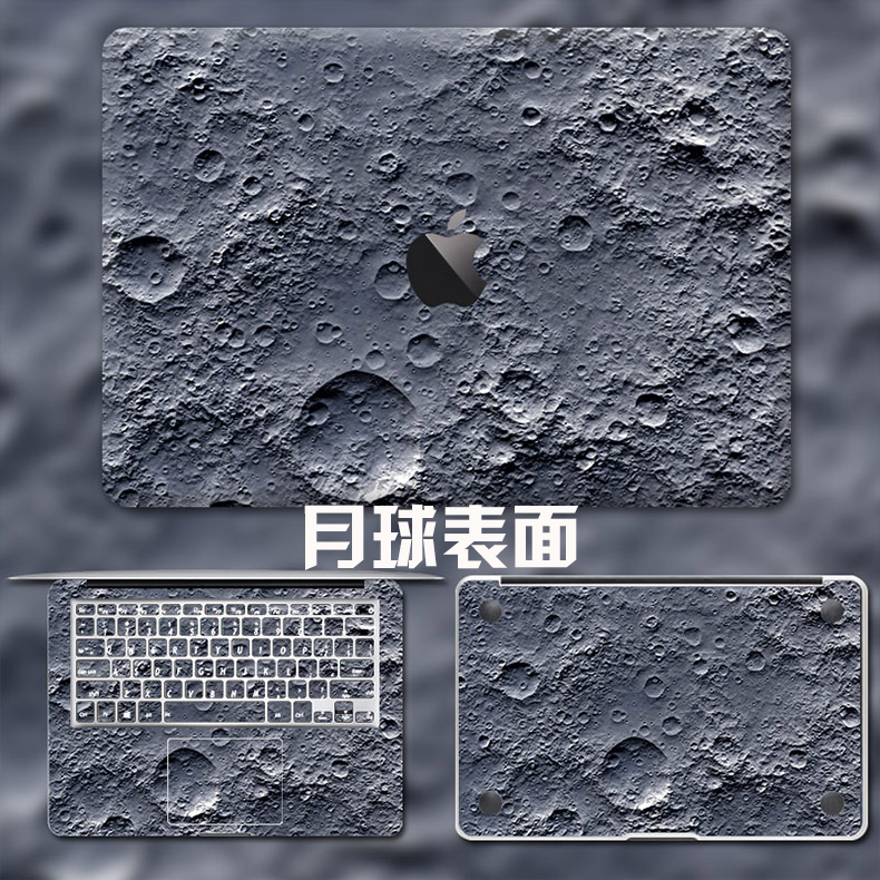 Dán Macbook  MacMacBookair13pro1511133 2018133airA1932 苹果外壳贴 - ảnh 86