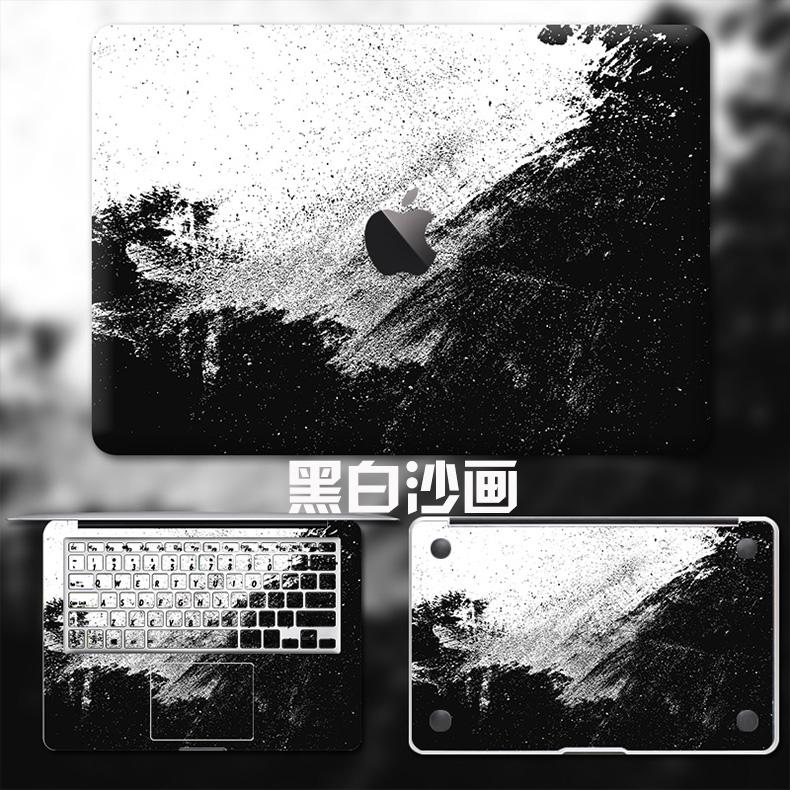 Dán Macbook  MacMacBookair13pro1511133 2018133airA1932 苹果外壳贴 - ảnh 34