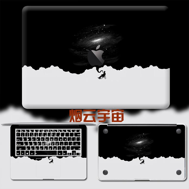 Dán Macbook  MacMacBookair13pro1511133 2018133airA1932 苹果外壳贴 - ảnh 75