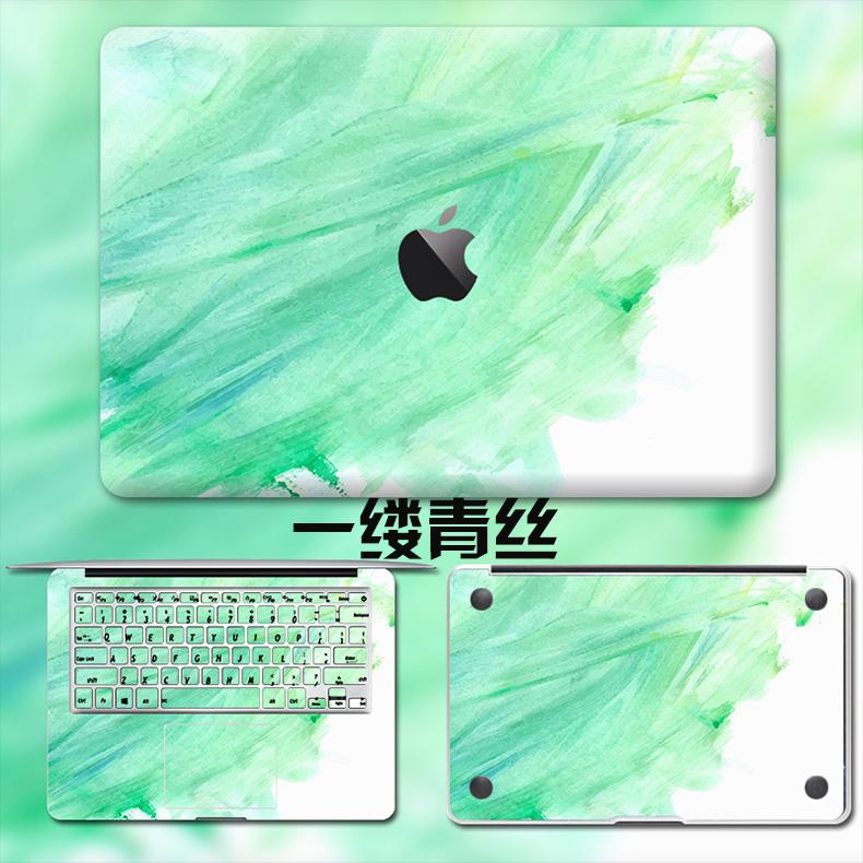 Dán Macbook  MacMacBookair13pro1511133 2018133airA1932 苹果外壳贴 - ảnh 78