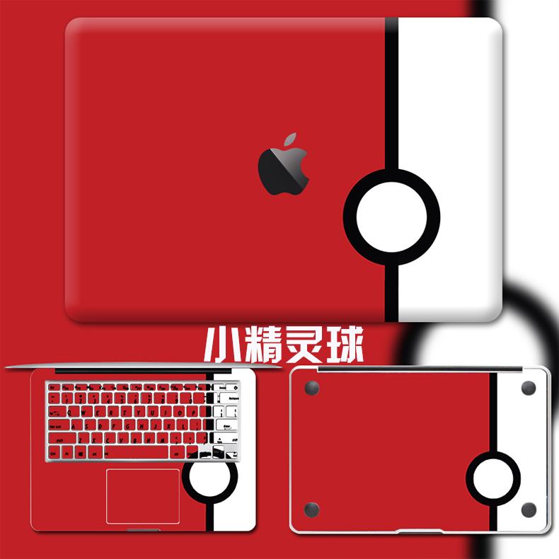 Dán Macbook  MacMacBookair13pro1511133 2018133airA1932 苹果外壳贴 - ảnh 74