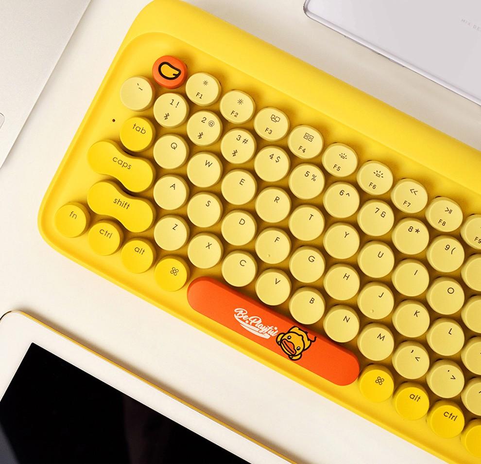 Bàn phím chơi game  LOFREE BDuck DOT iPad - ảnh 2