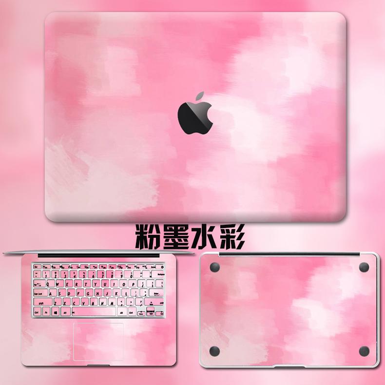 Dán Macbook  MacMacBookair13pro1511133 2018133airA1932 苹果外壳贴 - ảnh 33