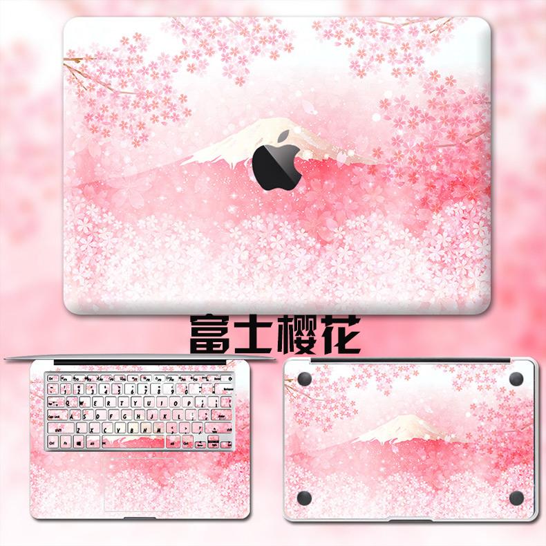 Dán Macbook  MacMacBookair13pro1511133 2018133airA1932 苹果外壳贴 - ảnh 28
