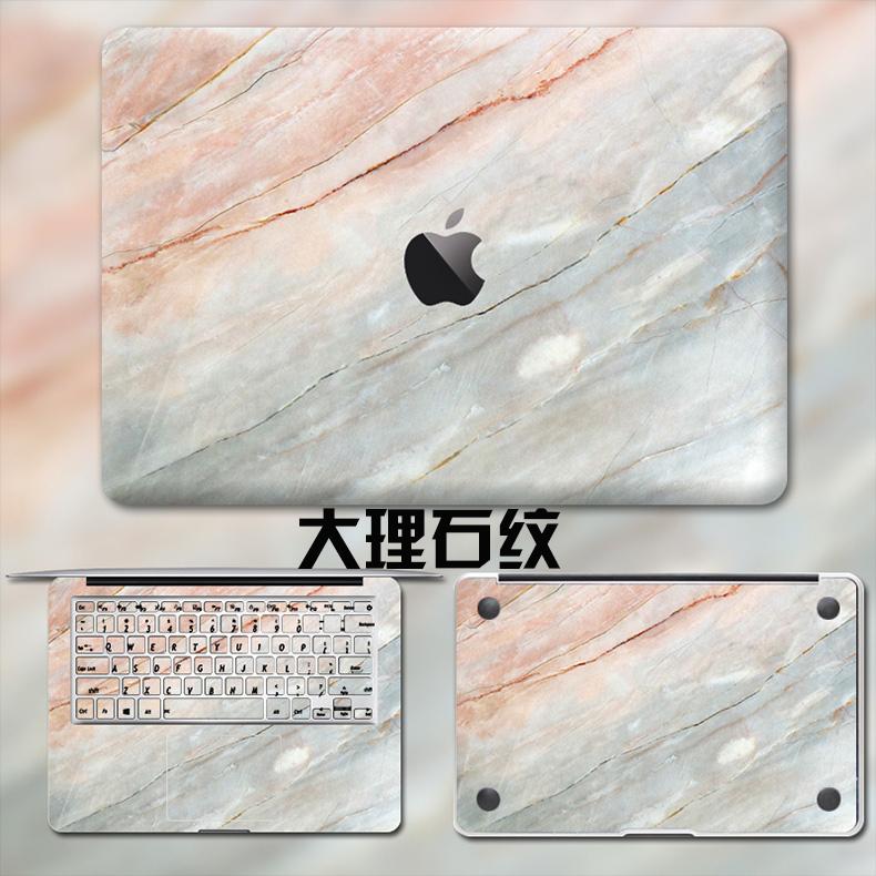 Dán Macbook  MacMacBookair13pro1511133 2018133airA1932 苹果外壳贴 - ảnh 17