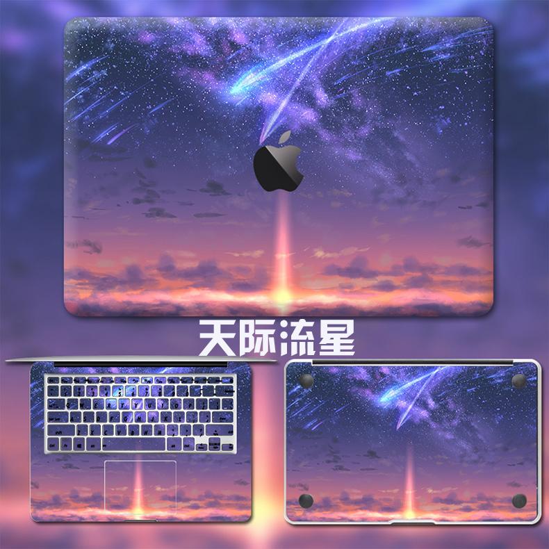 Dán Macbook  MacMacBookair13pro1511133 2018133airA1932 苹果外壳贴 - ảnh 69