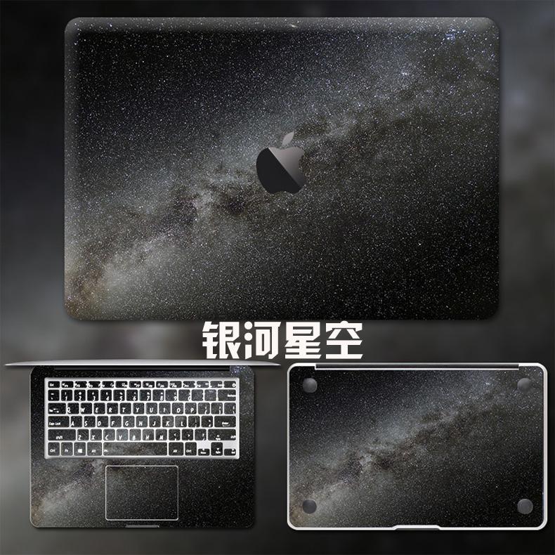 Dán Macbook  MacMacBookair13pro1511133 2018133airA1932 苹果外壳贴 - ảnh 81