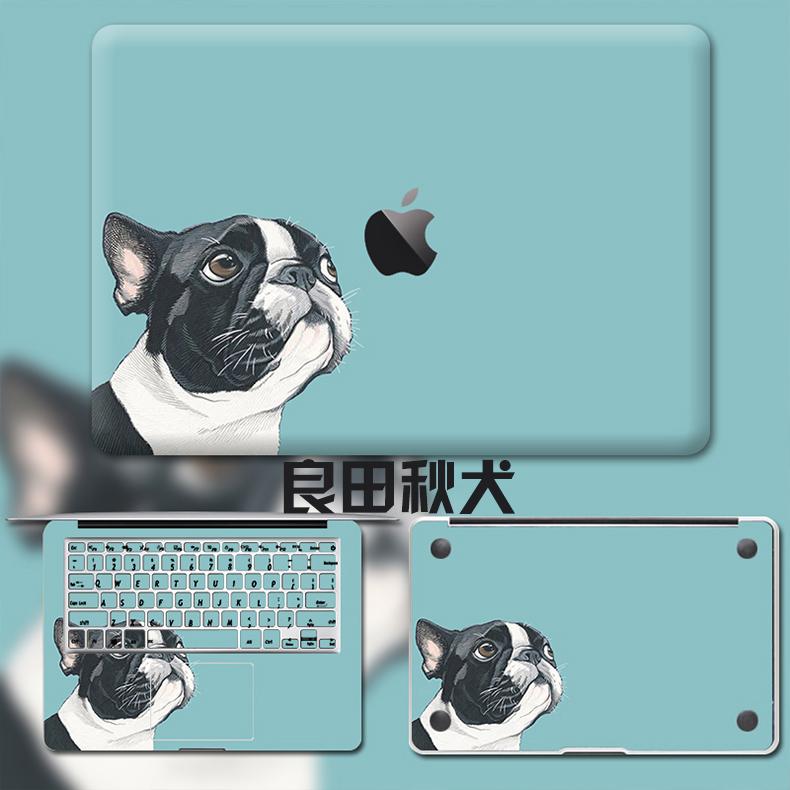 Dán Macbook  MacMacBookair13pro1511133 2018133airA1932 苹果外壳贴 - ảnh 52