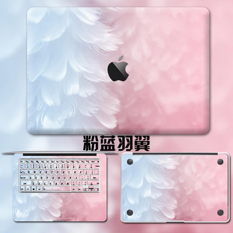 Dán Macbook  MacMacBookair13pro1511133 2018133airA1932 苹果外壳贴 - ảnh 23
