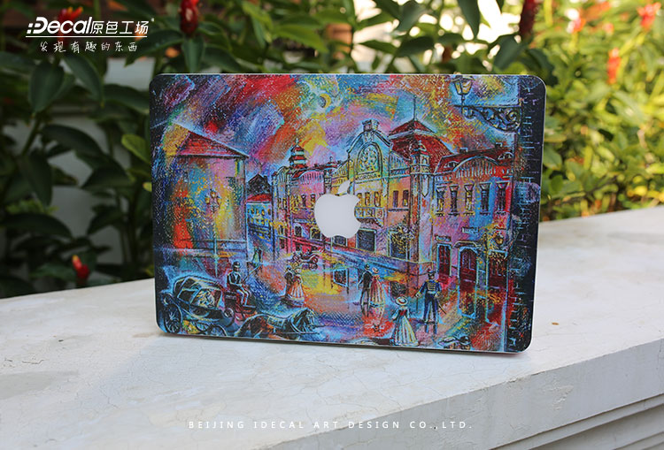 Dán Macbook  MacBookair1332018pro13 touchbar15 A1707 A1990 - ảnh 11