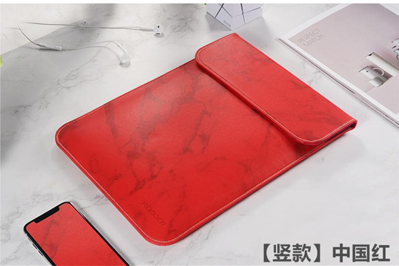 Bao da macbook vân đá - ảnh 7