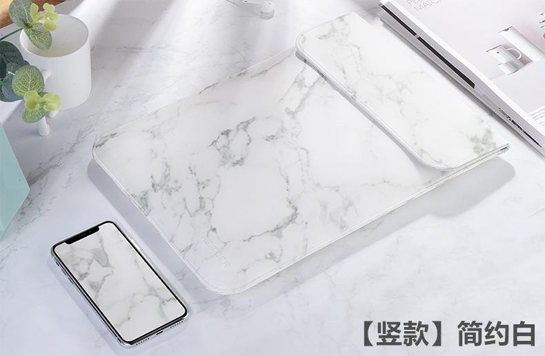 Bao da macbook vân đá - ảnh 9