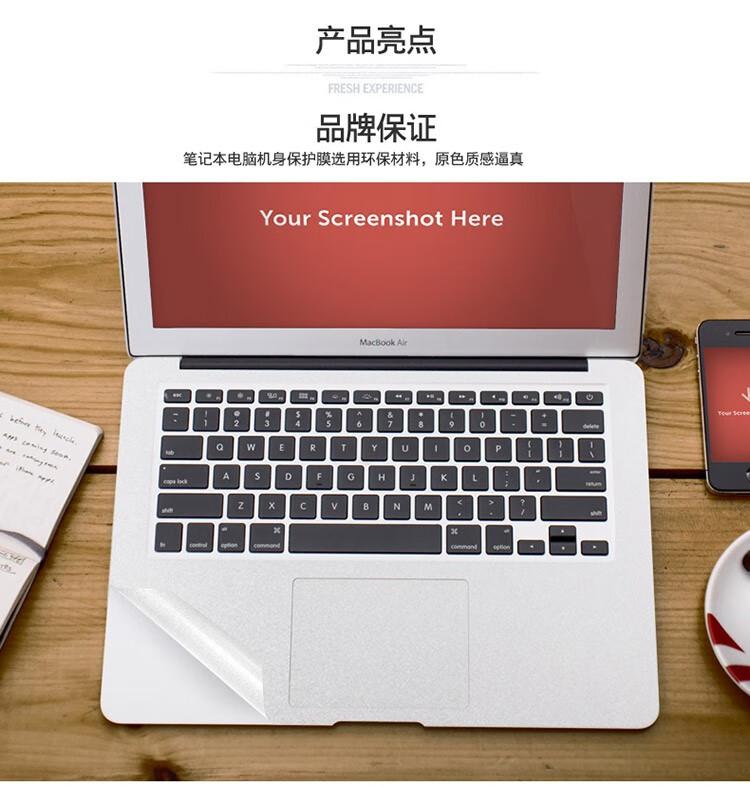 Dán Macbook  2019 Macbook Pro133 154 15 ABCD - ảnh 2
