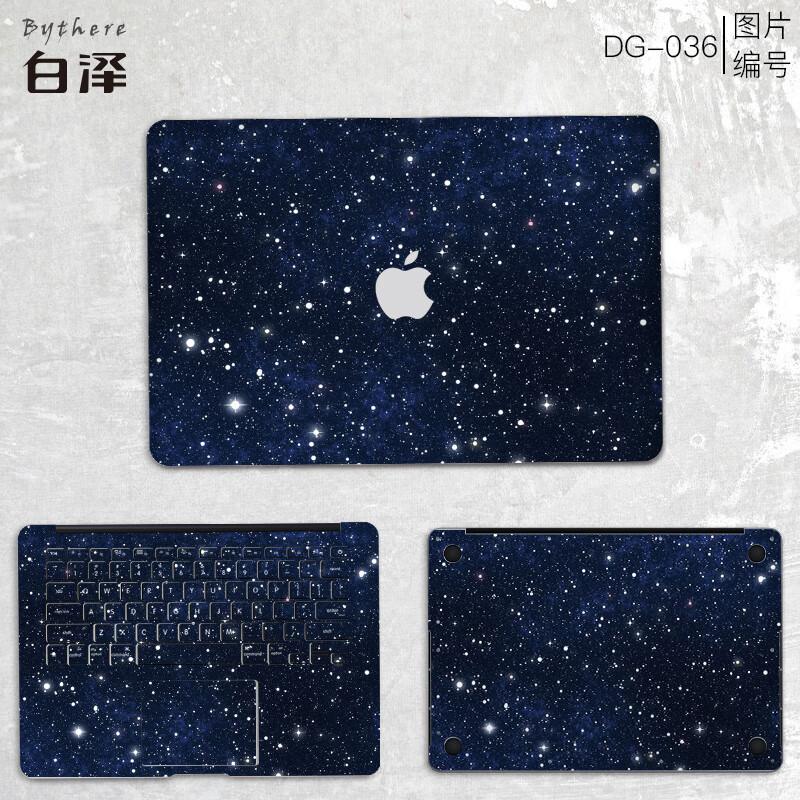Dán Macbook  macbook air133pro154116 YX 071 ABCD 标准版 - ảnh 14