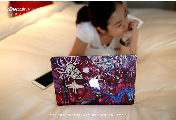 Dán Macbook  MacBookair1332018pro13 touchbar15 A1707 A1990 - ảnh 14