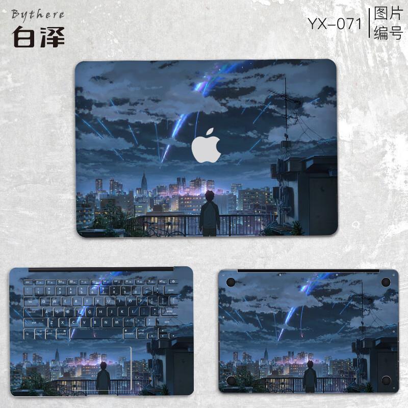Dán Macbook  macbook air133pro154116 YX 071 ABCD 标准版 - ảnh 2